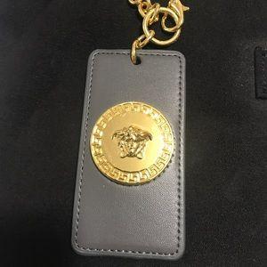 Versace Madusa luggage accessories